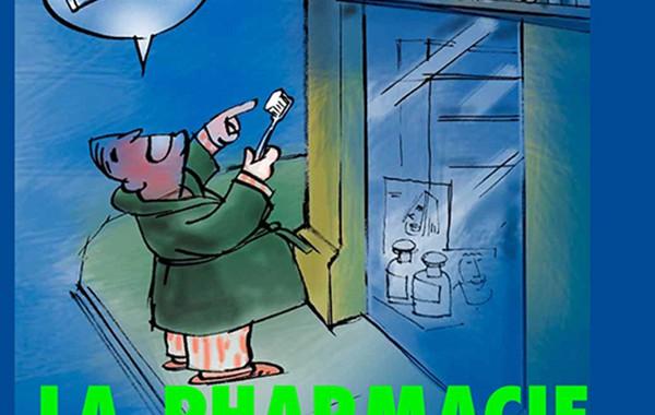 Dans les pharmacies