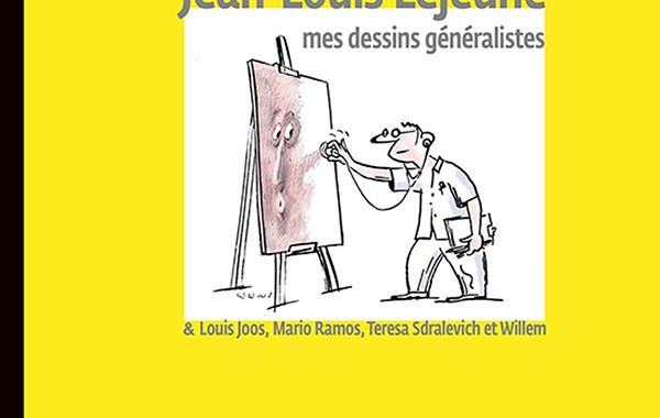 MES DESSINS GÉNÉRALISTES – Exhibition Catalog